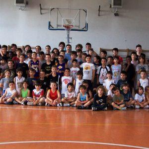 2012: Minibasket